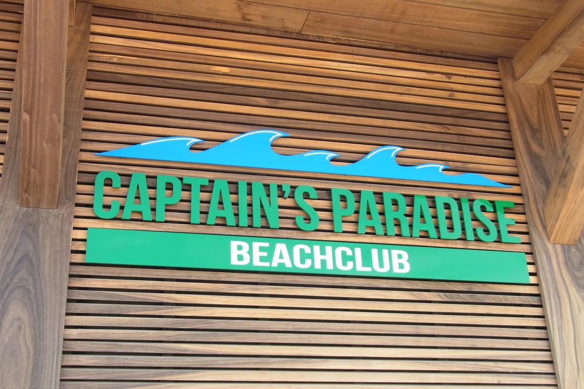 """Strandpavillon """"Captains Paradise"""" Cadzand-Bad"""