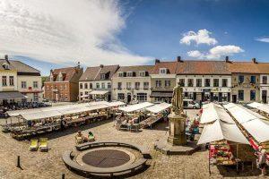 Büchermarkt Damme @ Marktplatz Damme
