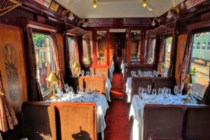 "Nostalgische Gourmet-Tour im ""Orient Express"" Maldegem @ Stoomcentrum Maldegem"