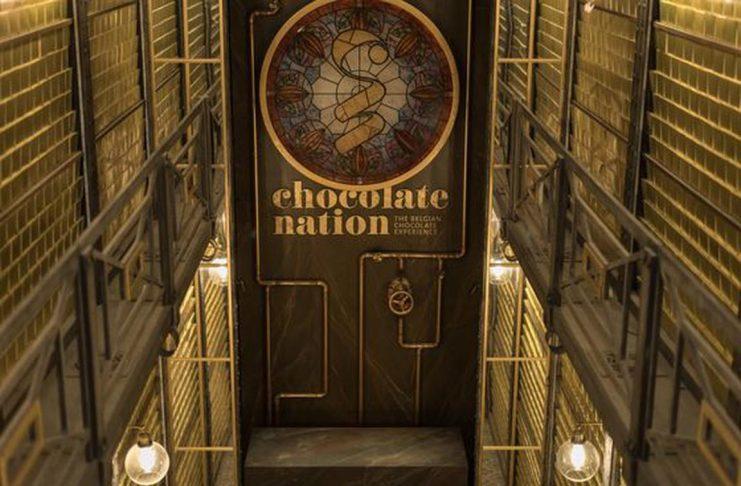 """""""Chocolate Nation"""" Antwerpen"""