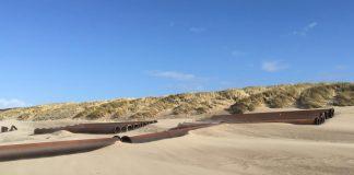 Küstenschutzarbeiten Cadzand-Bad