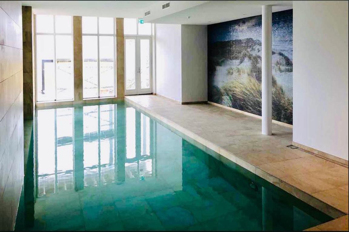 """Indoor-Pool Luxus-Appartement """"C-View"""" Cadzand-Bad"""