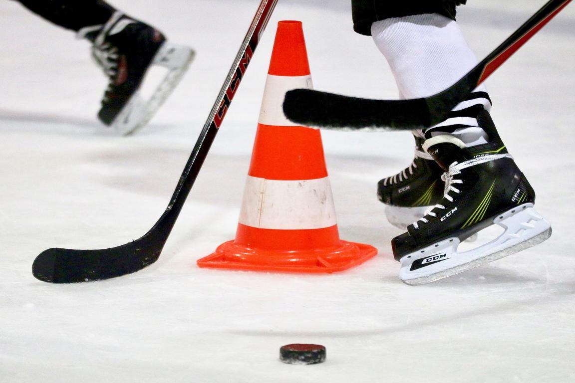 Knokke-Heist - Eishockey-Spielen