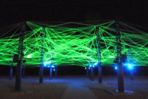 Lichtkunstfestival Knokke-Heist @ Innenstadt Knokke-Heist   Knokke-Heist   Flämische Region   Belgien