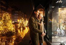 Weihnachts-Shopping in Knokke-Heist