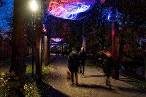 Winterliche Lichterrouten Brügge @ Brügge | Brugge | Vlaanderen | Belgien