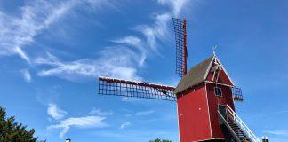 Retranchement: Windmühle