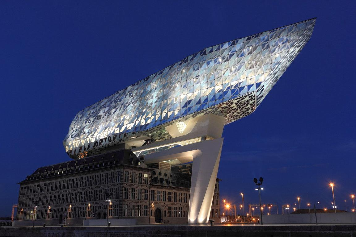 Antwerpen Hafenhaus