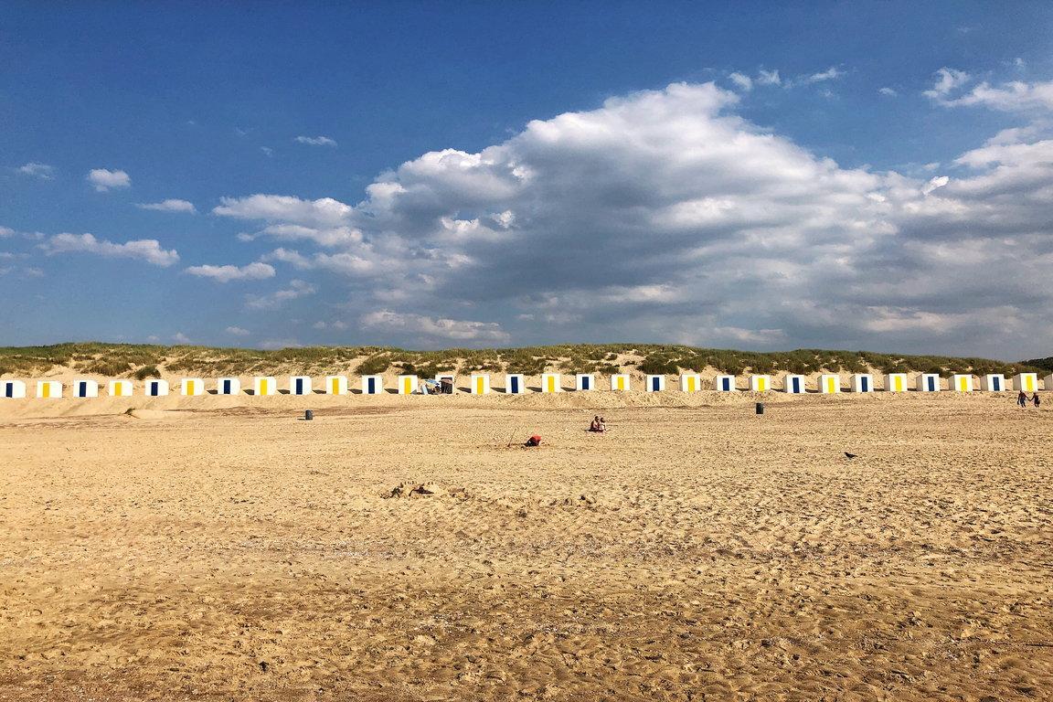 Cadzand-Strandpavillons