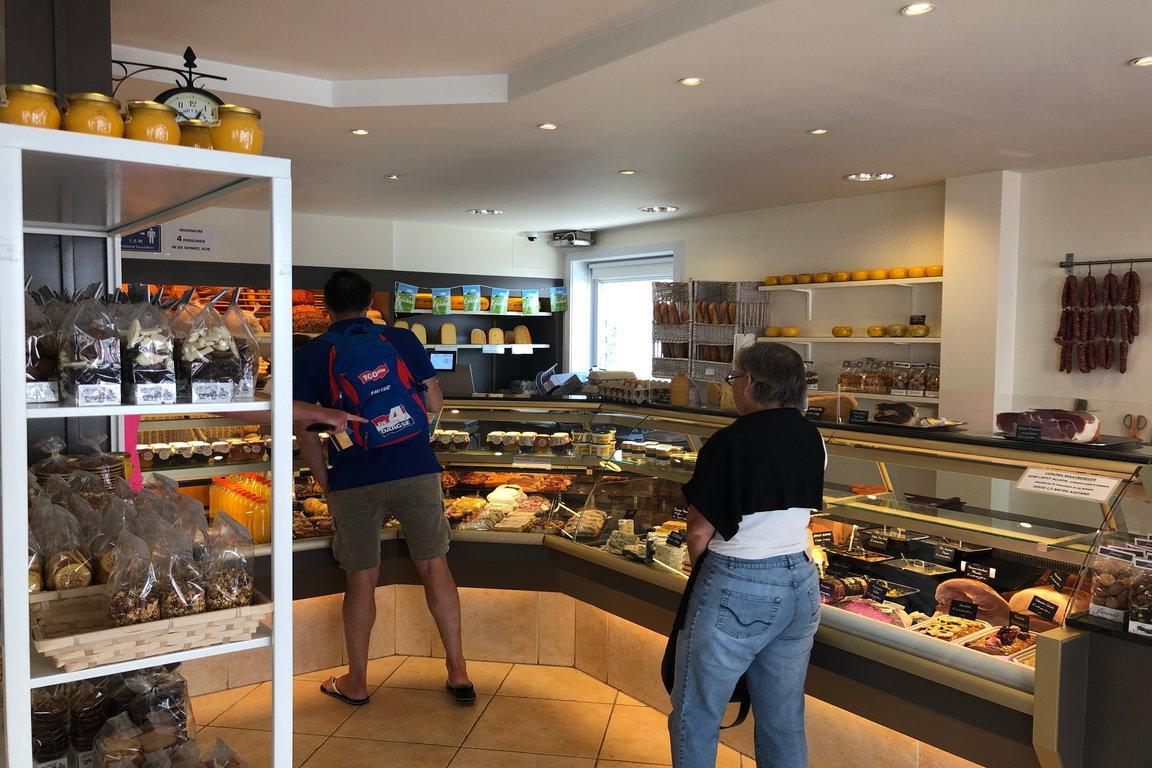 Cadzand-Bad: Bäckerei Finesse