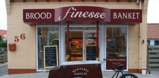 Cadzand-Bad: Bäckerei Finesse