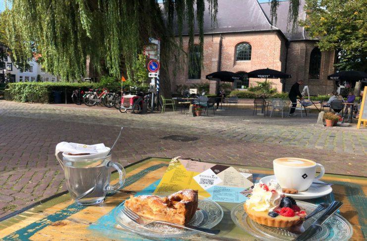 Groede: Eissalon und Cafe Fonteyn