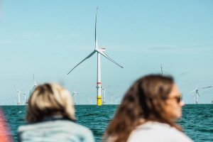 "Kreuzfahrt zum Windpark ""Thorntonbank"" @ Captain Blue   Oostende   Vlaanderen   Belgien"