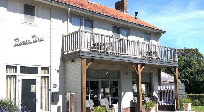 Cadzand-Bad: Hotel-Pension Panta Rhei